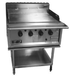 BBQ 4 Burner and Hot Plate