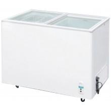 Mitchel Glass Top Chest Freezer