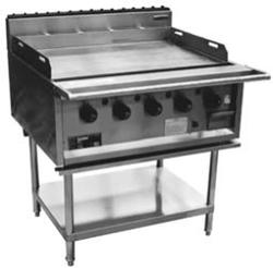 5 Burner BBQ Hotplate