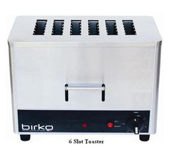 Birko Vertical Slot Toaster