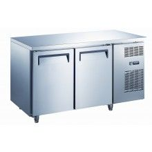 Mitchel 2 Door Undercounter Fridge