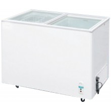 Mitchel Glass Top Chest Freezer