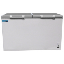 Mitchel S/Steel Top Chest Freezer