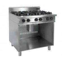 Oxford 6 Burner Cooktop