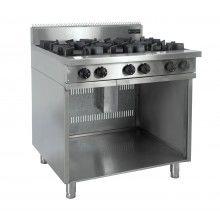 Oxford 6 Burner Cooktop