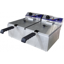 Royston Double Basket Fryer