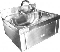 Stainless Steel Hands Free Sink